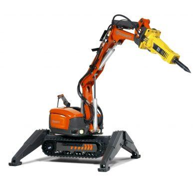 Husqvarna DXR 270 - demolačný robot