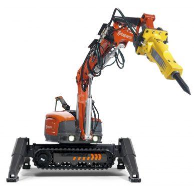 Husqvarna DXR 310 - demolačný robot