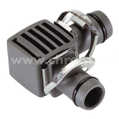 "L-kus 13 mm (1/2"") Gardena Micro-Drip, 2 ks"