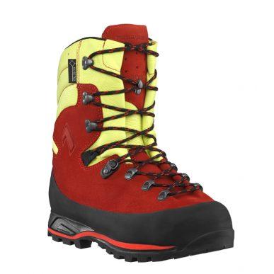 Lesnícka ochranná obuv HAIX Protector 2.0 RED-YELLOW