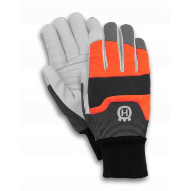 Lesnícke rukavice Husqvarna Functional s protiporezovou ochranou