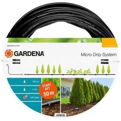 "Nadzemná kvapkacia hadica Gardena 13 mm (1/2""), 50m - sada"