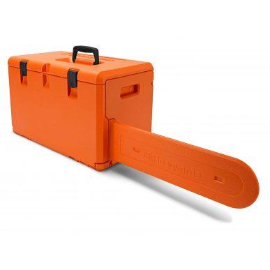 Ochranný a prenosný box Husqvarna pre reťazové píly