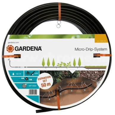 Podzemná kvapkacia hadica Gardena 13,7 mm - 50 m